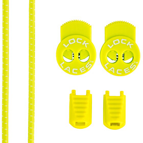 Lock Laces Run Laces - jaune